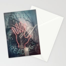 Psychic Readings Stationery Cards