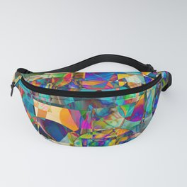 Quilted Memories Fanny Pack