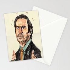 saul! Stationery Cards