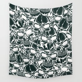 Pirate - White - Pirate Wall Tapestry