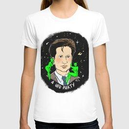 Fox Mulder Pin-up T-shirt