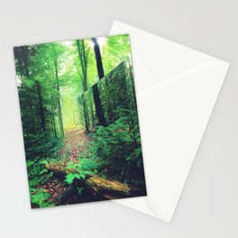 Lacanian Forest Stationery Cards