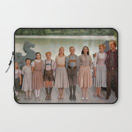 Jack Torrance in The Sound of Music Laptop Sleeve