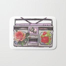Mixed Tape Bath Mat