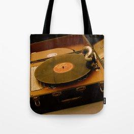 Victrola Tote Bag