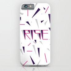 Rise No.2 - White Slim Case iPhone 6s
