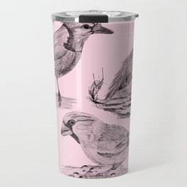 Candy Birds Travel Mug