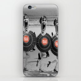 _HELLO THERE iPhone Skin
