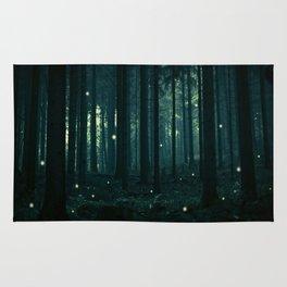 Fantasy Forest Rug