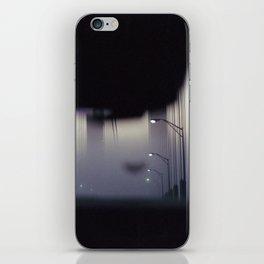 verrazano narrows iPhone Skin