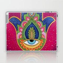 Fatima's hand / Hamsa Laptop & iPad Skin