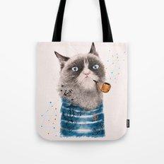 Sailor Cat III Tote Bag