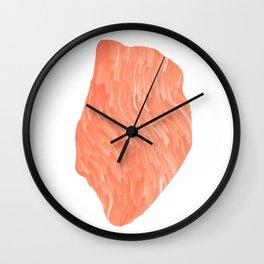 Strange Pleasure Wall Clock