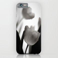 Tulip Love bw iPhone 6s Slim Case