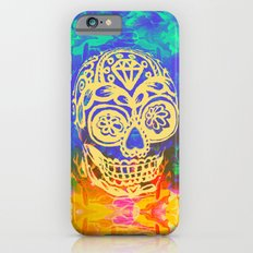 Romancing the Skull iPhone 6s Slim Case