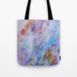 Tree in Violet (2) 2015 Tote Bag