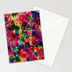 Floral Explosion Stationery Cards