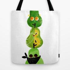 Pear totem Tote Bag