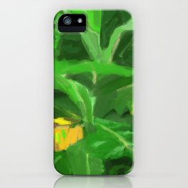 Jardim iPhone Case