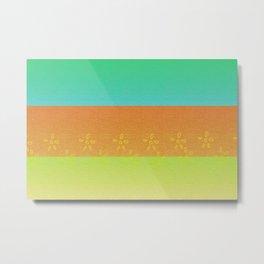 Shades of color Metal Print