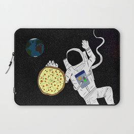 Pizzastronaut Laptop Sleeve