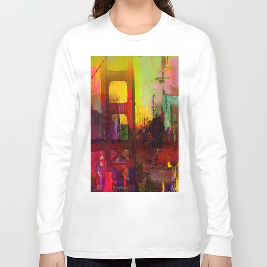 And the night comes Long Sleeve T-shirt
