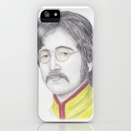 John Sargent Peppers iPhone Case