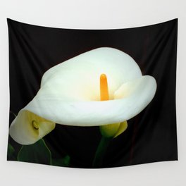 Calla Lily Wall Tapestry