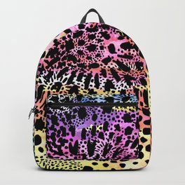 Animalistic ~ soft Glow Backpack