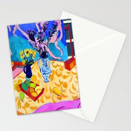 Henri Matisse Still Life with Dance Stationery Cards