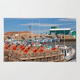 Seacow Pond Harbour Rug