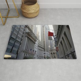 New York city street view Rug