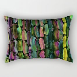 Caribbean Sugarcane Rectangular Pillow
