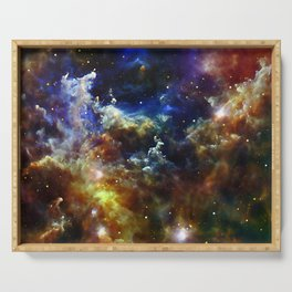 Cradle of Stars Serving Tray