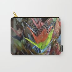 Origami Strand Carry-All Pouch