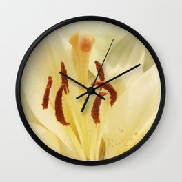 Lily Dreams Wall Clock