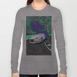 Drifting Abstraction Long Sleeve T-shirt