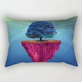Tree of Space Rectangular Pillow