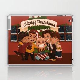 Christmas OT5 Laptop & iPad Skin