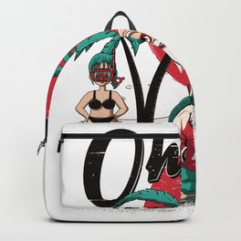 Ohana dragon Backpack
