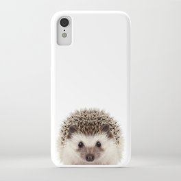 Baby Hedgehog iPhone Case