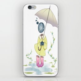 The Essence Of Yourself iPhone Skin