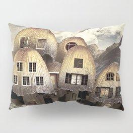 Mushrom Village Pillow Sham
