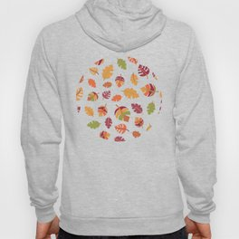 Fall Autumn Leaves Hoody