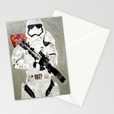 FIRST ORDER STORM TROOPER Stationery Cards