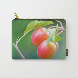 Wild apples, watercolors Carry-All Pouch