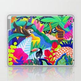 Jungle Party Animals Laptop & iPad Skin