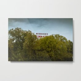 Morrison's Metal Print