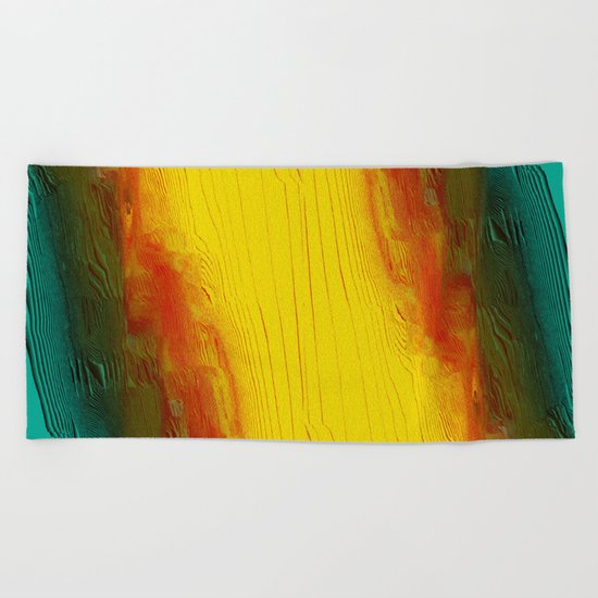 tktncbch Beach Towel