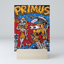 primus say baby tour 2020 2021 ngapril Mini Art Print